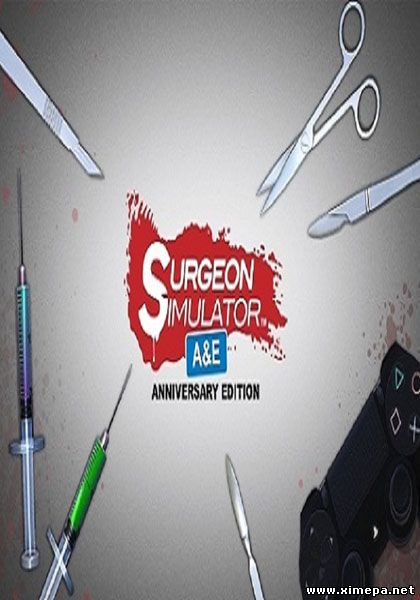 Скачать игру Surgeon Simulator: Anniversary Edition торрент