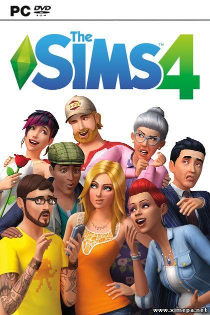 Скачать игру The SIMS 4: Deluxe Edition торрент бесплатно