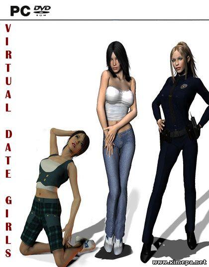 Скачать игру Virtual Date Girls торрент бесплатно