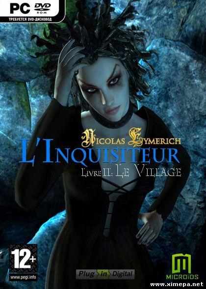 Скачать игру Nicolas Eymerich: The Inquisitor Book II - The Village торрент