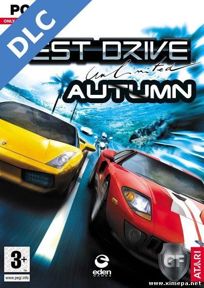 Скачать игру Test Drive Unlimited - Autumn торрент