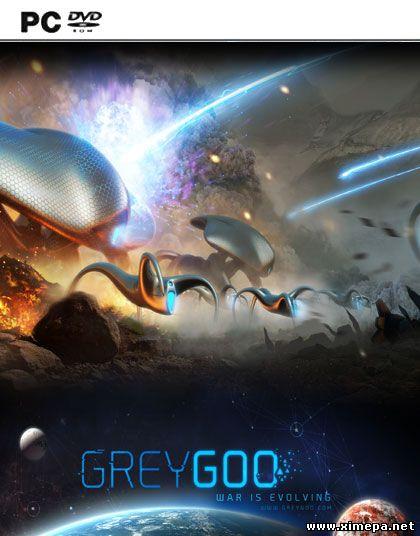 Скачать игру Grey Goo торрент бесплатно