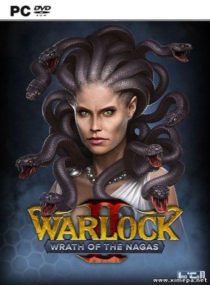 Скачать игру Warlock 2: Wrath of the Nagas торрент