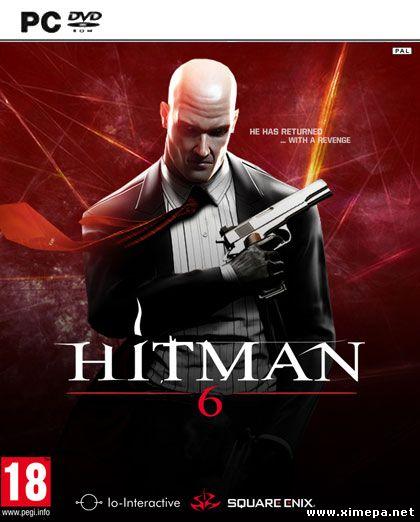 постер игры Хитман 6 \ Hitman 6