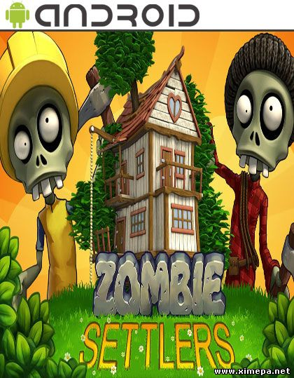 Скачать игру Zombie Settlers бесплатно