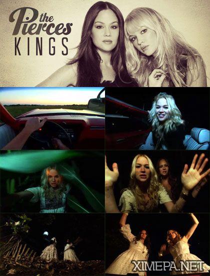 Смотреть клип The Pierces – Boring (2007) онлайн