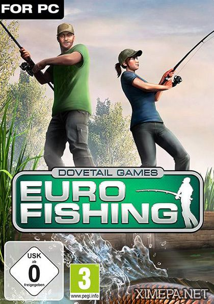 Скачать игру Euro Fishing торрент бесплатно