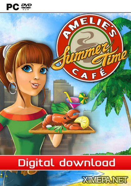 Скачать игру Amelies Cafe: Summer Time торрент