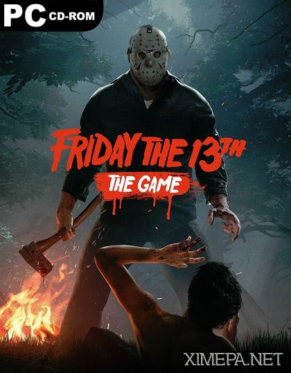 постер игры Friday the 13th: The Game