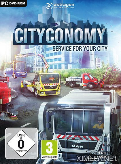 Скачать игру Cityconomy: Service for your City торрент