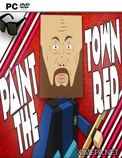 Скачать игру Paint the Town Red торрент