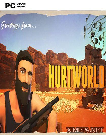 Скачать игру Hurtworld торрент бесплатно