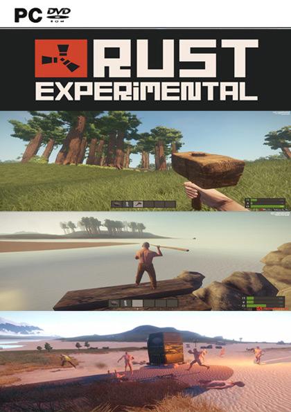 Скачать игру Rust Experimental торрент