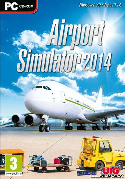 Скачать игру Airport Simulator 2014 торрент