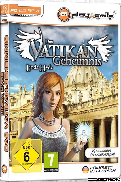 Скачать игру Линда Хайд 2. Секреты Ватикана: Код Ангела торрент