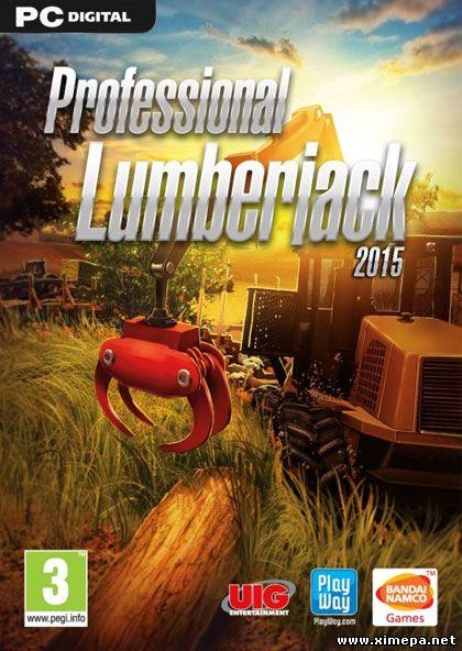 Скачать игру Professional Lumberjack 2015 торрент