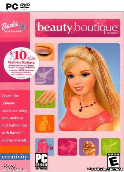 Скачать игру Барби: Салон красоты торрент