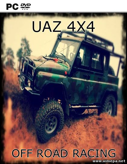 Скачать игру Uaz 4x4 Off Road Racing торрент