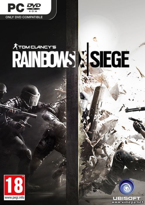 Скачать игру Tom Clancy's Rainbow Six: Siege торрент