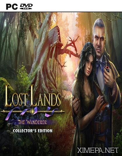 постер игры Затерянные земли 4: Скиталец