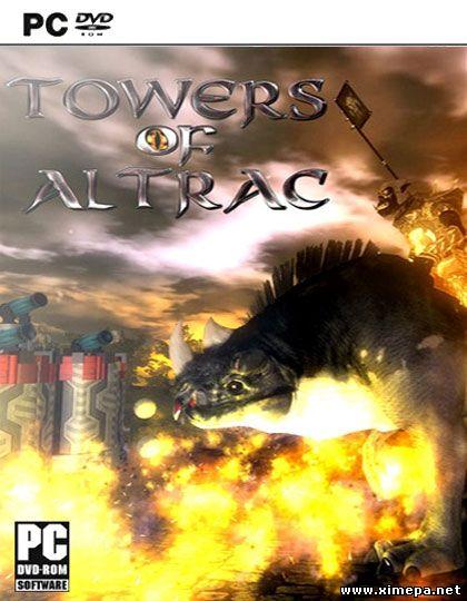 Скачать игру Towers of Altrac: Epic Defense Battles торрент
