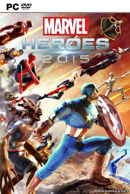 Скачать игру Marvel Heroes торрент бесплатно