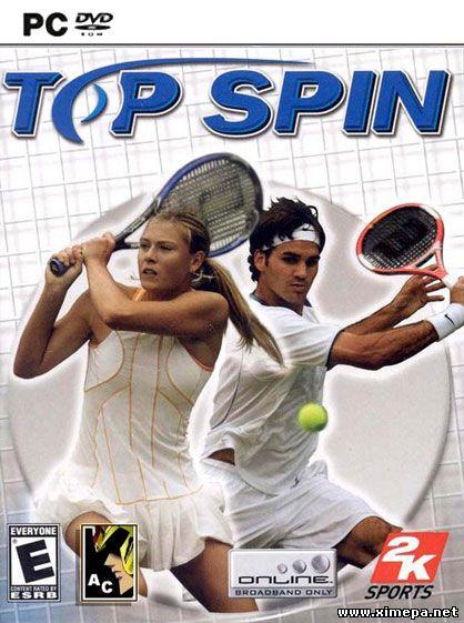 Скачать игру Top Spin торрент бесплатно