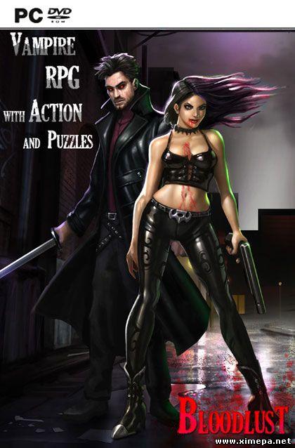 Скачать игру BloodLust Shadowhunter торрент бесплатно