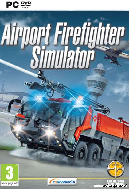 Скачать игру Airport Firefighters: The Simulation торрент