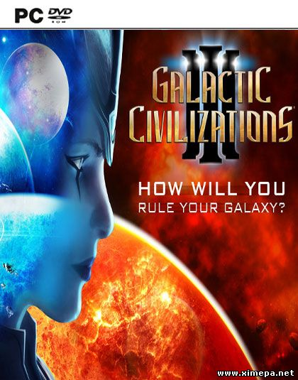Скачать игру Galactic Civilizations 3 торрент