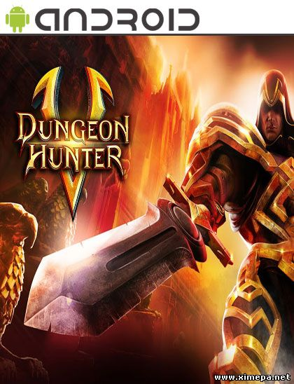 постер игры Dungeon Hunter 5