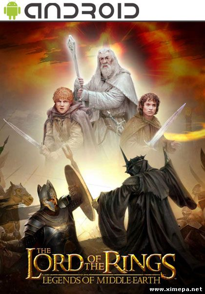 Скачать игру Lord of the Rings: Legends of Middle-earth торрент