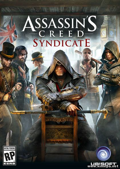 Анонс игры Assassin's Creed: Syndicate
