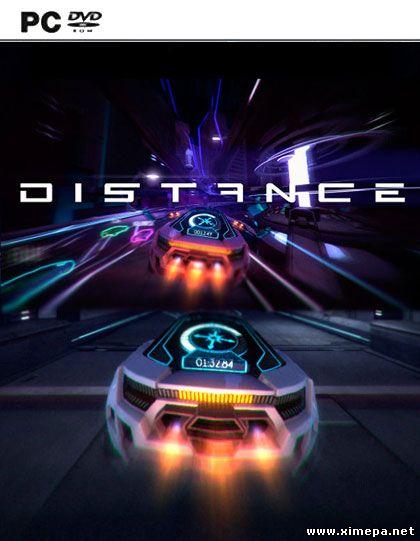 Скачать игру Distance торрент бесплатно