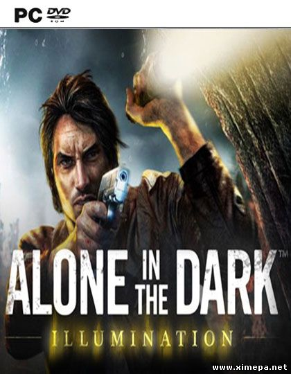 Скачать игру Alone in the Dark: Illumination торрент