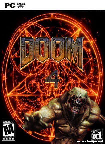 Анонс игры Doom 4