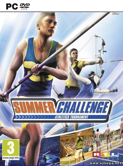 Скачать игру Summer Challenge: Athletics Tournament торрент