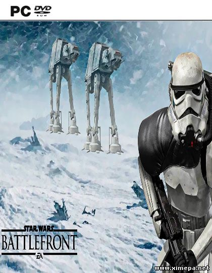 Анонс игры Star Wars: Battlefront онлайн