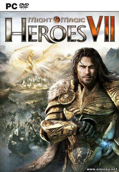 постер игры Heroes of Might and Magic 7