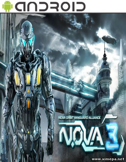 Скачать игру NOVA 3 - Near Orbit Vanguard Alliance торрент