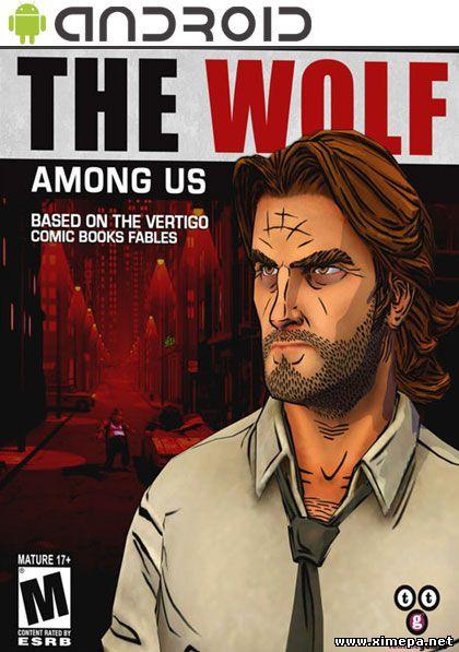 Скачать андроид игру The Wolf Among Us торрент