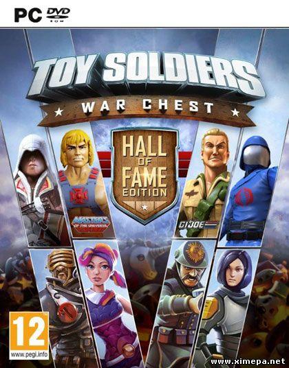 Скачать игру Toy Soldiers: War Chest торрент