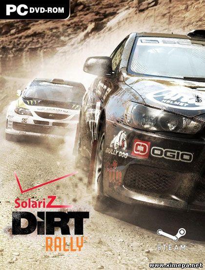 Скачать игру DiRT Rally торрент бесплатно