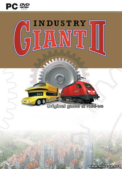 Скачать игру Industry Giant 2 торрент бесплатно