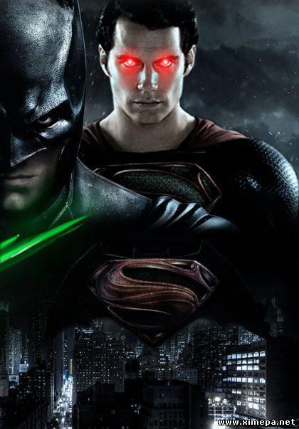 Смотреть трейлер Бэтмен против Супермена: На заре справедливости (2016) онлайн