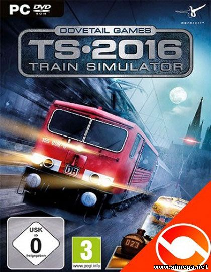Скачать игру Train Simulator 2016 торрент
