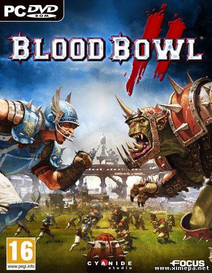 Скачать игру Blood Bowl 2 торрент бесплатно