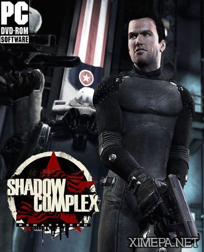 постер игры Shadow Complex Remastered