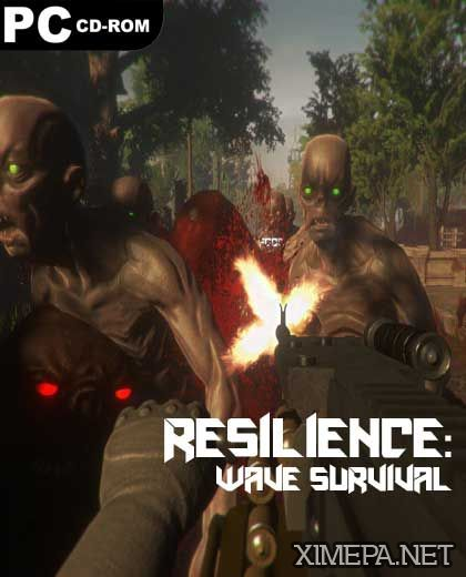 постер игры Resilience: Wave Survival