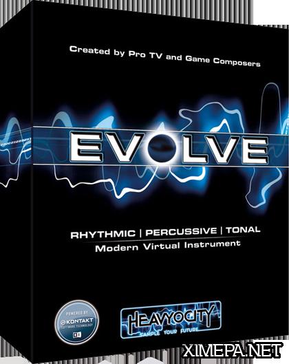 Скачать Evolve последнюю версию бесплатно